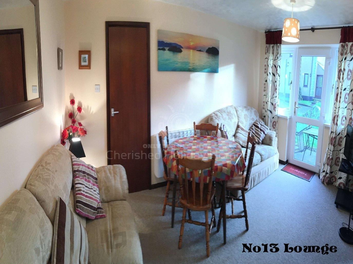 cottage at Cornish Cottage No13 Guval Penzance