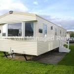 Static Caravan at CONWY HORIZON Presthaven Beach Resort