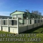 Static Caravan at Tattershall Lakes A&R Holiday Lets